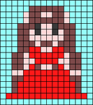 Alpha pattern #82034