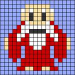 Alpha pattern #82036