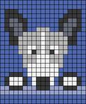Alpha pattern #82051