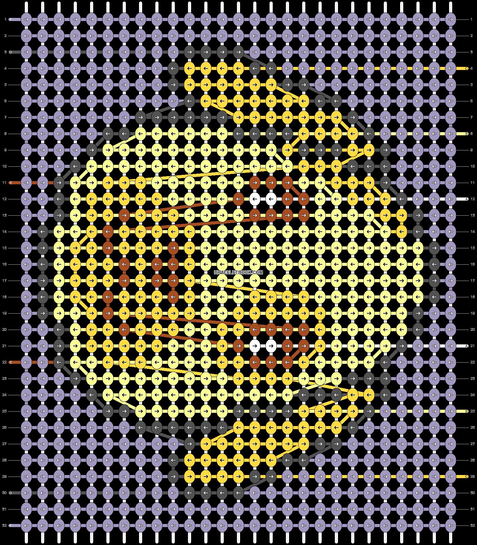 Alpha pattern #82068 pattern