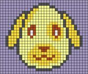 Alpha pattern #82068