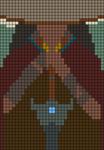 Alpha pattern #82075
