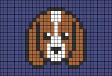 Alpha pattern #82076