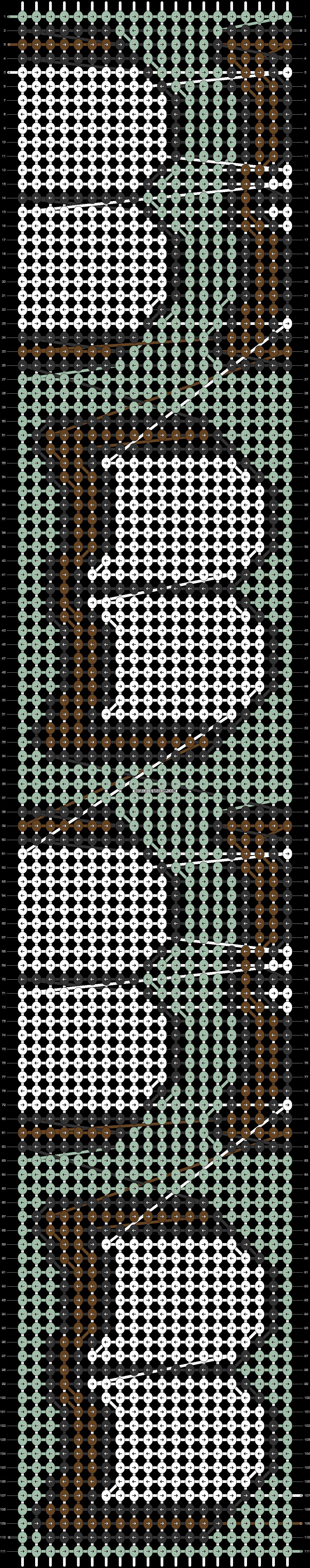 Alpha pattern #82089 pattern