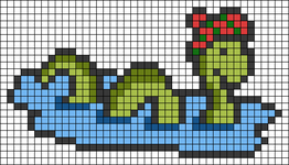 Alpha pattern #82095