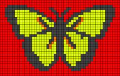 Alpha pattern #82098