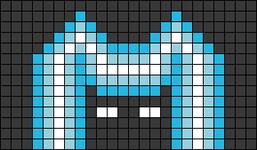 Alpha pattern #82105