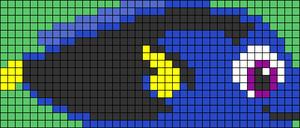 Alpha pattern #82115