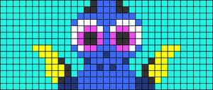Alpha pattern #82119