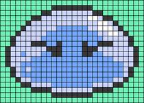 Alpha pattern #82121