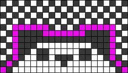 Alpha pattern #82128