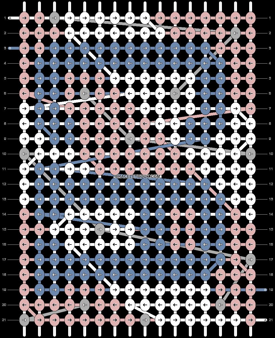Alpha pattern #82144 pattern