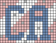 Alpha pattern #82144