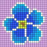 Alpha pattern #82158