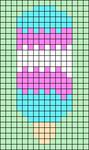 Alpha pattern #82164
