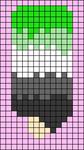 Alpha pattern #82167