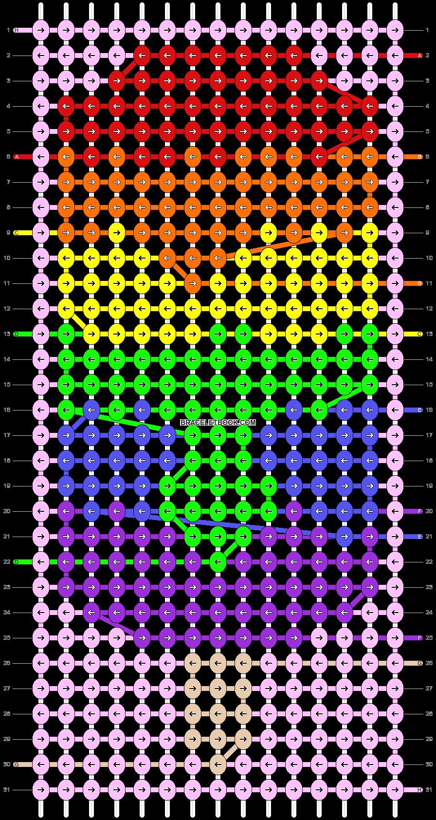 Alpha pattern #82168 pattern