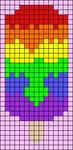 Alpha pattern #82168