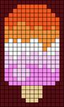 Alpha pattern #82170