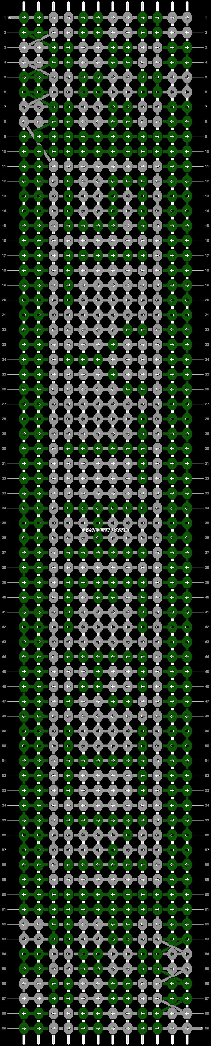 Alpha pattern #82171 pattern