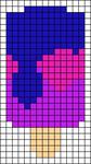 Alpha pattern #82172