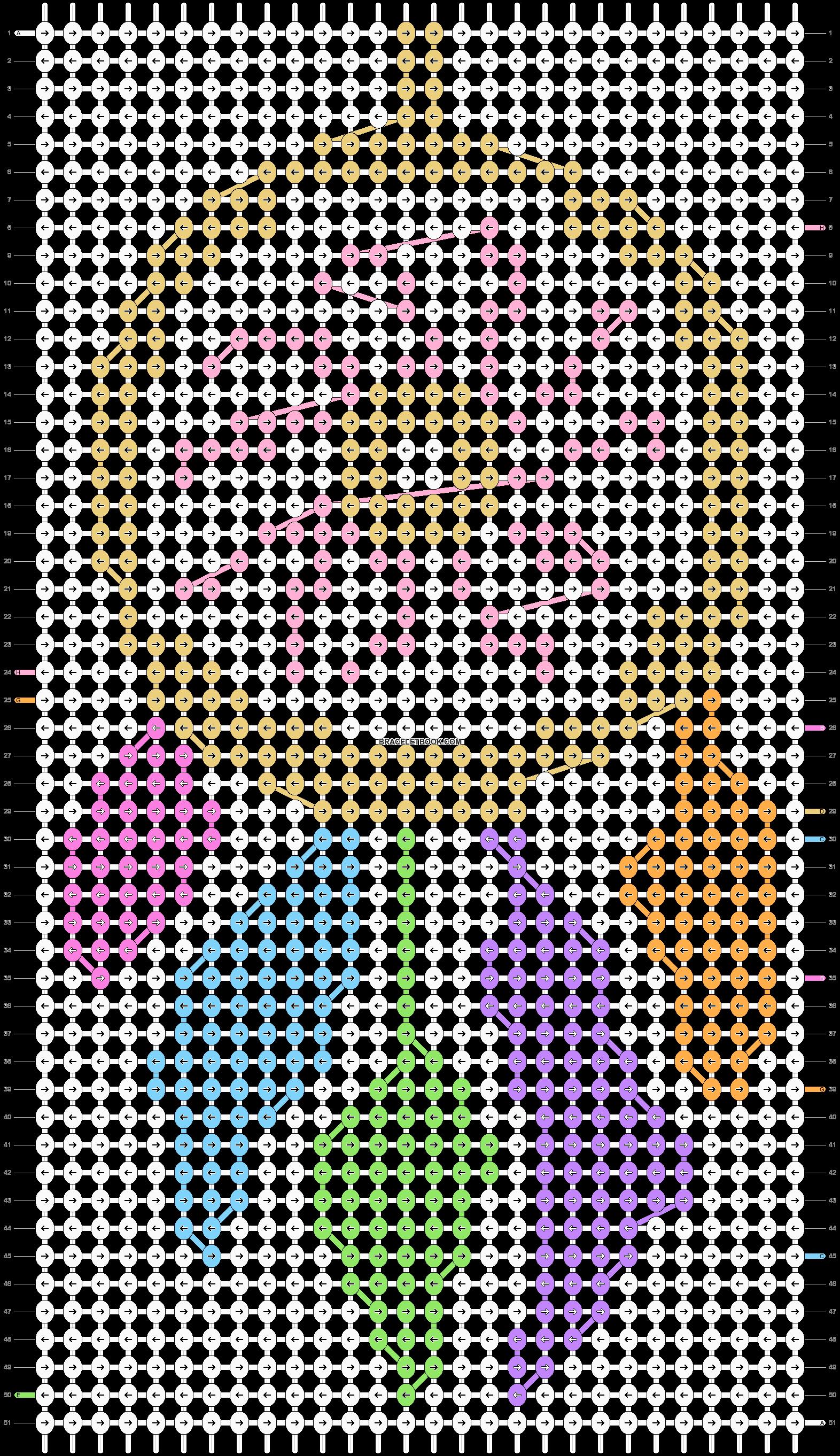 Alpha pattern #82196 pattern
