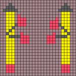 Alpha pattern #82210