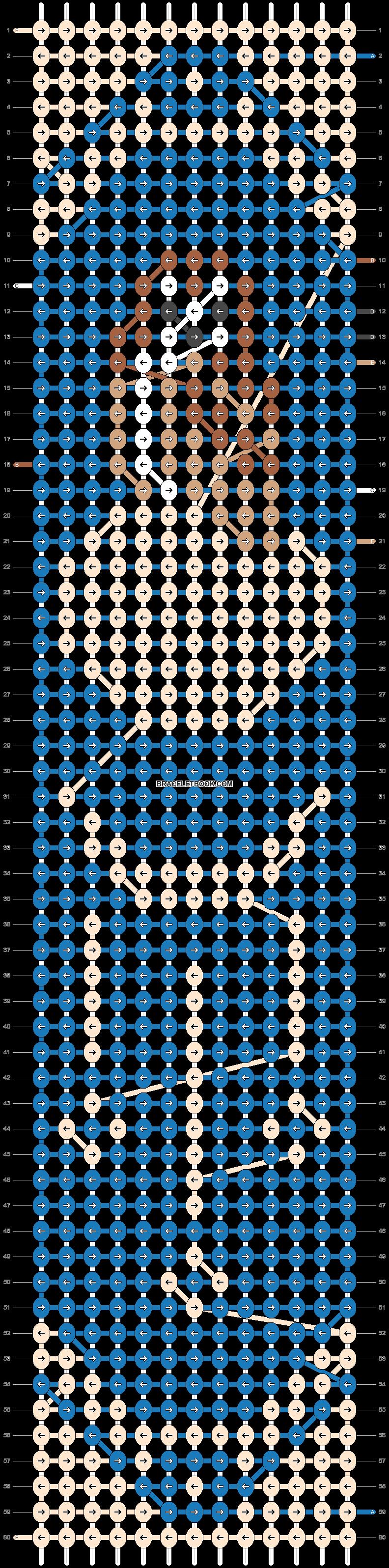 Alpha pattern #82230 pattern