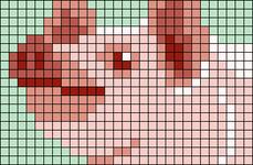 Alpha pattern #82231