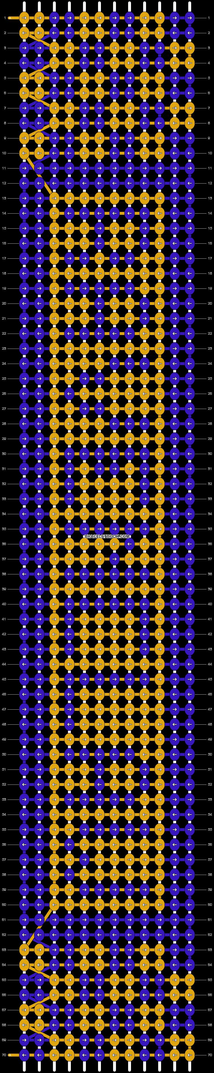 Alpha pattern #82251 pattern