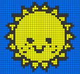 Alpha pattern #82256