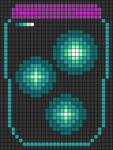 Alpha pattern #82258