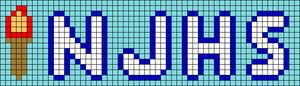 Alpha pattern #82260