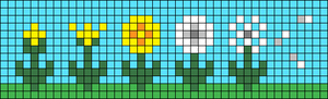 Alpha pattern #82266