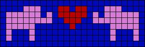 Alpha pattern #82281
