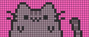 Alpha pattern #82282