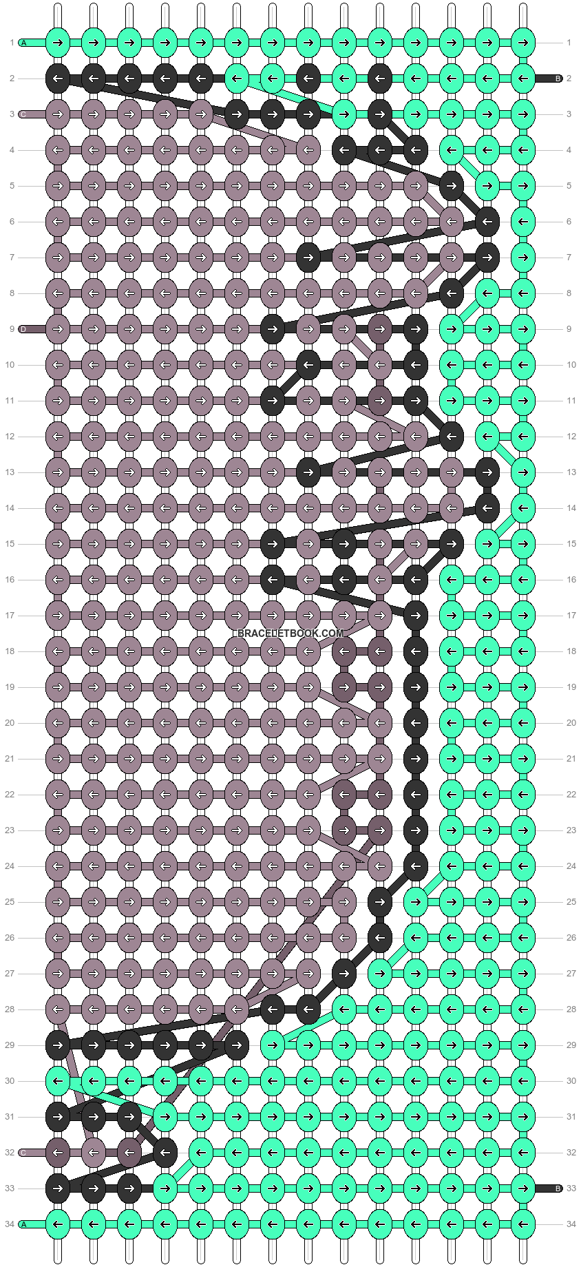 Alpha pattern #82283 pattern