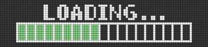 Alpha pattern #82298