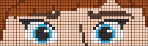 Alpha pattern #82300