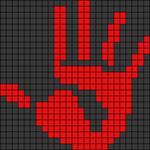 Alpha pattern #82303