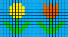 Alpha pattern #82307