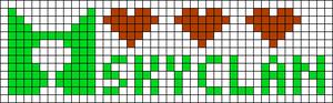 Alpha pattern #82311