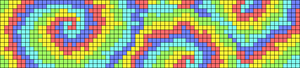 Alpha pattern #82314