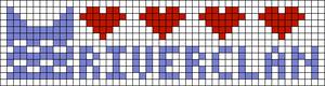 Alpha pattern #82315