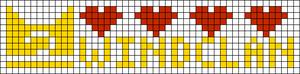 Alpha pattern #82317