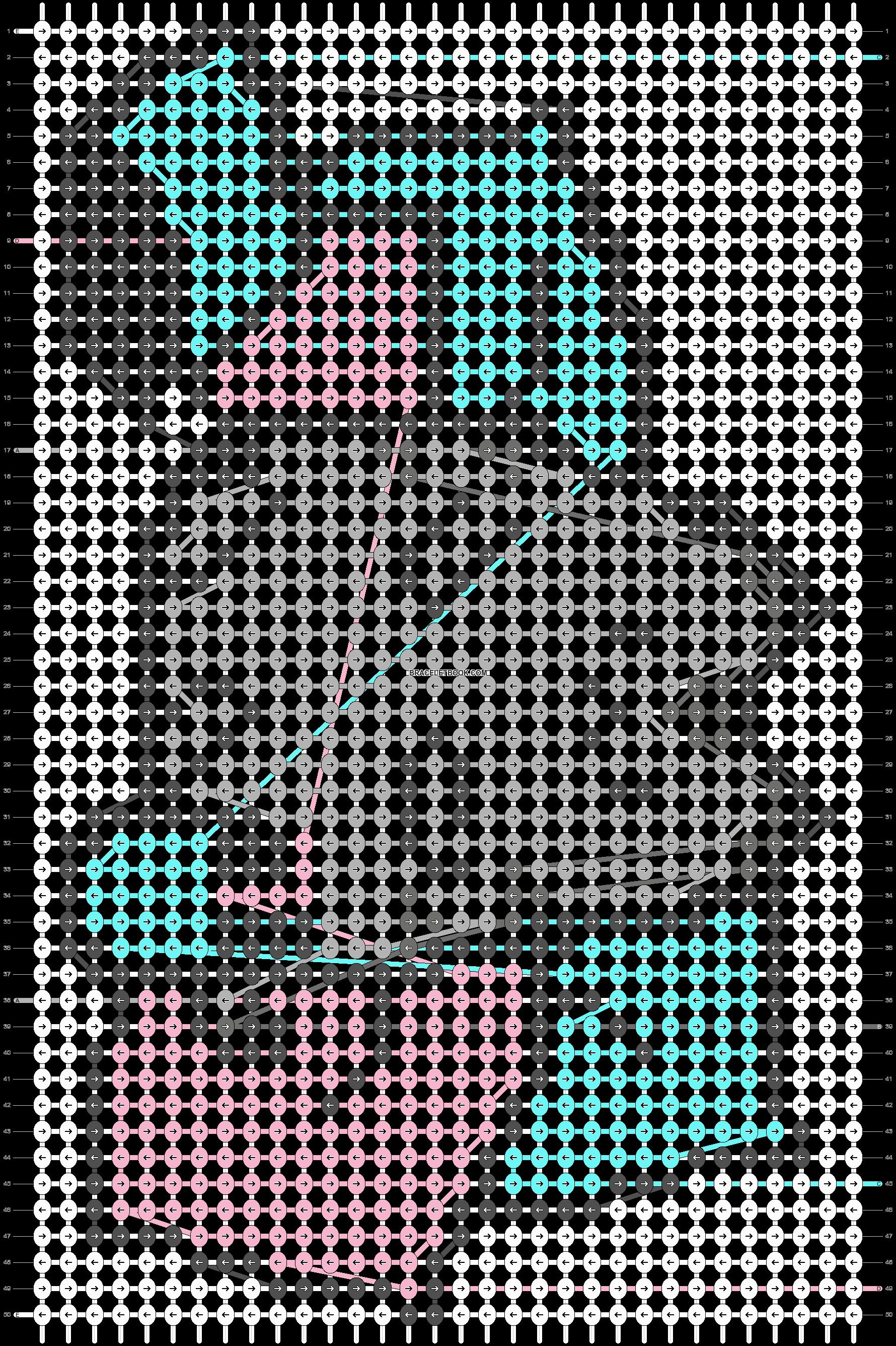 Alpha pattern #82322 pattern
