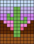 Alpha pattern #82342