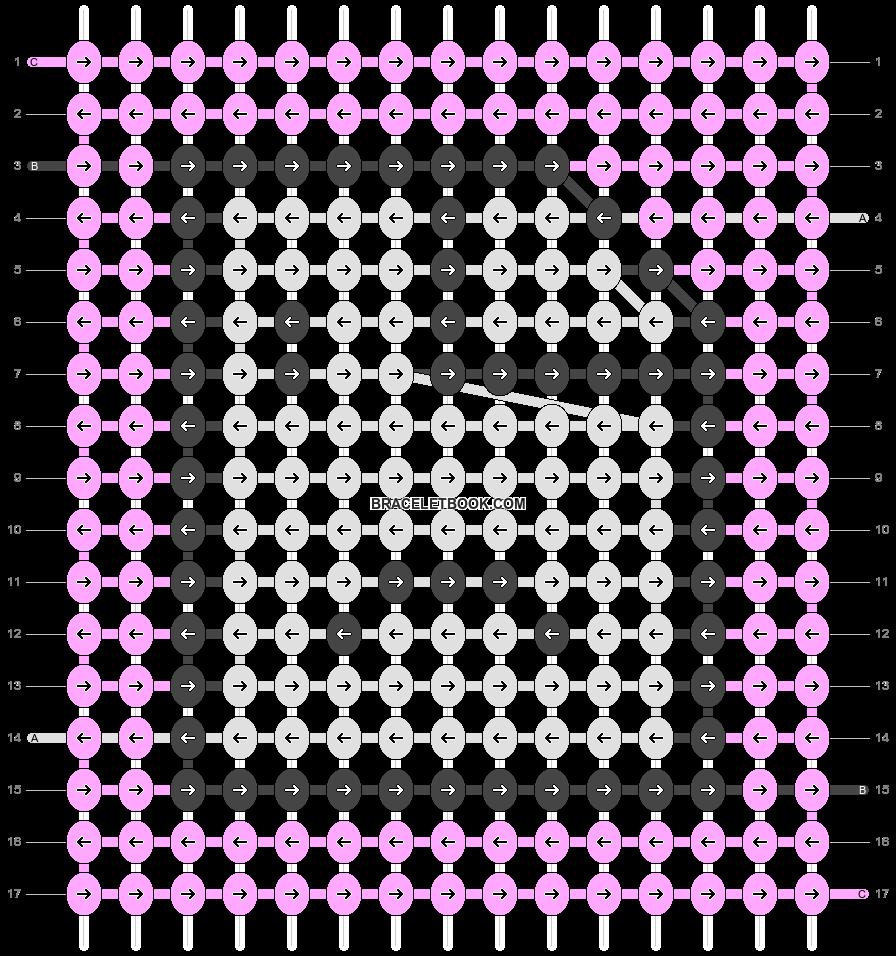Alpha pattern #82347 pattern