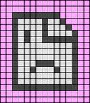 Alpha pattern #82347