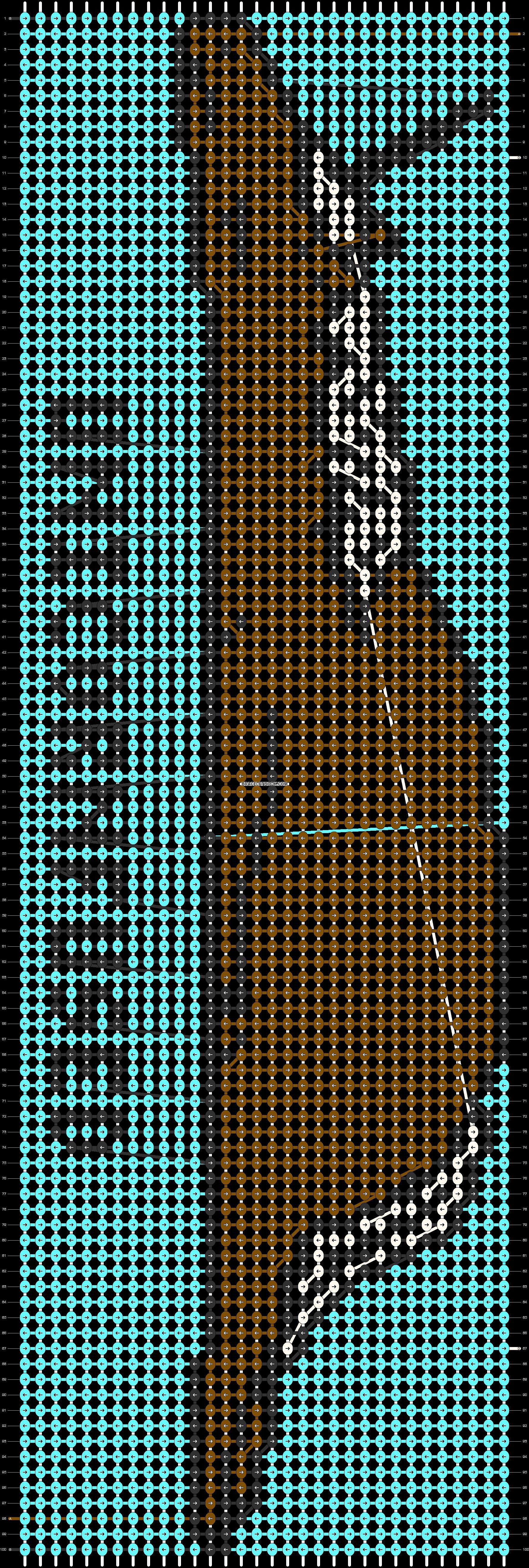 Alpha pattern #82353 pattern